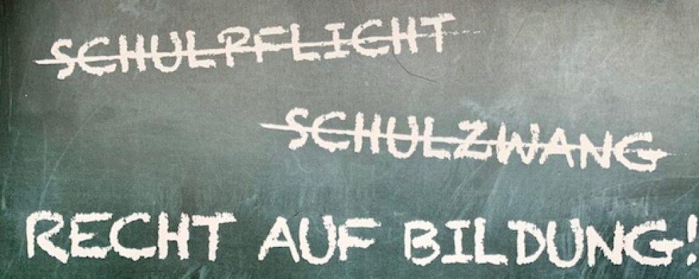 Beitrag zum Bildungstag im Hamburger Rathaus im September 2018
