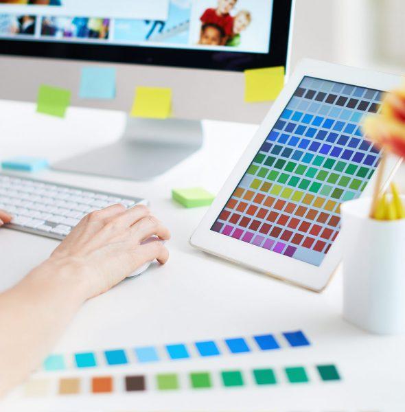 Online Tages Workshop Design und Canva am 18.10.19